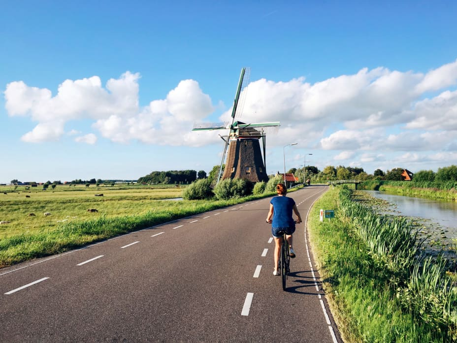 The Netherlands' 11 best cycling routes and locations